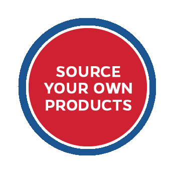 source your own products